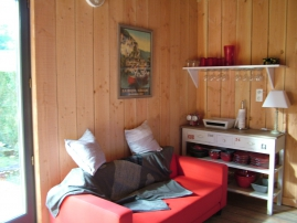 Photo salon Gîte de l'aérostier Montgolfière du Périgord