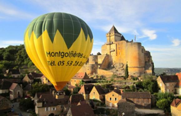 Photo Tourisme Gîtes de l'aérostier Montgolfière du Périgord