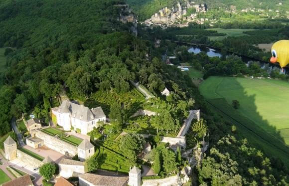 Image Tourisme Dordogne Gîtes de l'aérostier